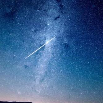 Domani notte, un desiderio per le stelle cadenti