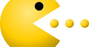 Un batterio antifumo come un piccolo Pac-man
