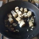 Tofu in salsa di soia, quando la tradizione sposa l'Oriente