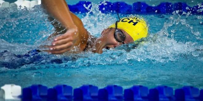 Nuoto: è lo stile libero il più efficace e completo