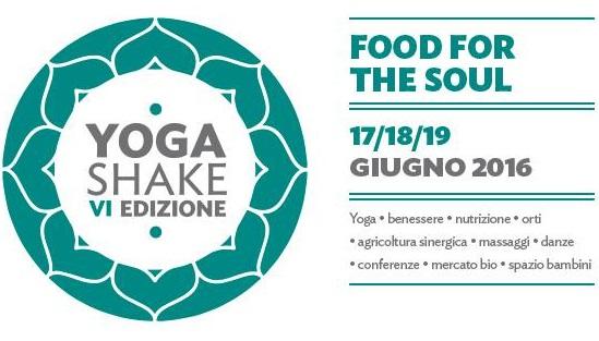 Yoga Shake