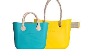 Borse d'estate: gum, O-bag, l'importante è il colore