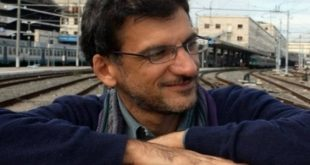 Fabio Stassi: un biblioterapeuta ci salverà