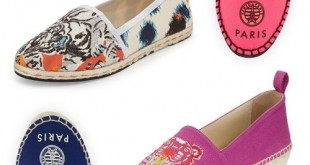 Spring-Summer: espadrillas time, comode con stile
