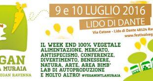 """Un fine settimana """"Vegan"""" al mare di Ravenna"""