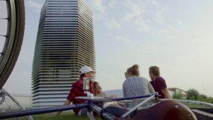Smog Free Tower, dall'Olanda una nuova tecnologia contro smog e inquinamento