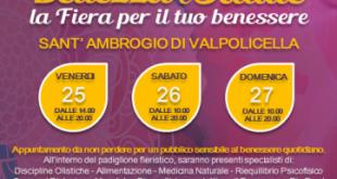 Bellezza e Salute in Fiera a Sant'Ambrogio di Valpolicella