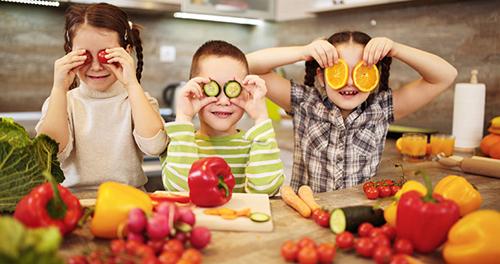 L'alimentazione nell'infanzia: quando il buon giorno si vede dal mattino