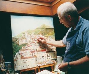 Relazione e arte. Michele Criscuolo, artista nella pratica