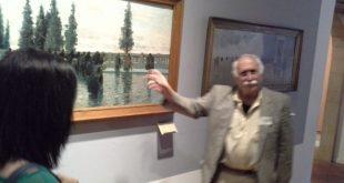 Ri-narrarsi attraverso l'arte: vedere l'opera e creare, contro l'Alzheimer