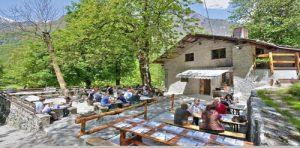 L' All You Can Eat italiano è in Valchiavenna, ma solo con cucina tipica
