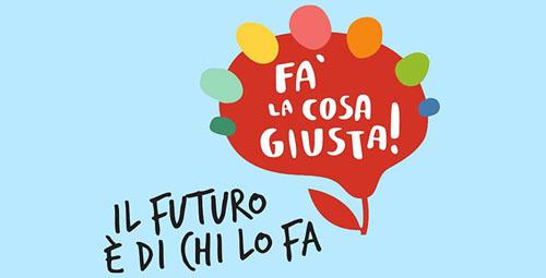 Tutto pronto a Milano per Fà la cosa giusta!, fiera nazionale del consumo critico e degli stili di vita sostenibili