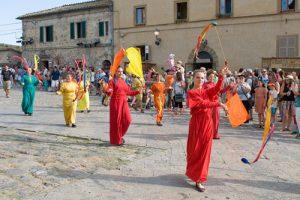 Turismo sostenibile: i mille borghi della bell'Italia: Monteriggioni