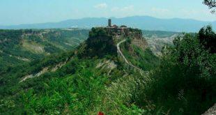 Turismo sostenibile: i mille borghi della bell'Italia: Civita di Bagnoregio