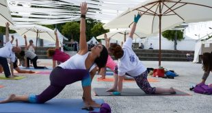 Yoga Expo 2017. Salerno punta al benessere globale