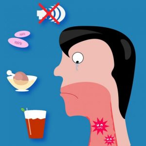 Faringiti, laringiti, tonsilliti: quando si soffre di mal..