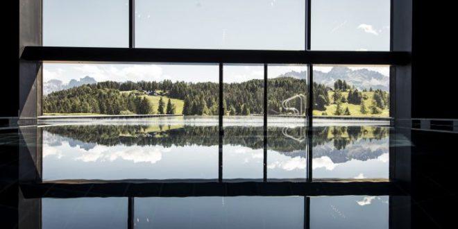 Vacanza benessere? Sulle Dolomiti e rigorosamente eco sostenibili