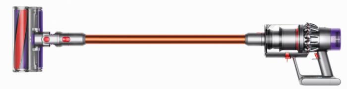 Dyson Ciclone V10, aspirapolvere senza filo. Lo abbiamo provato per voi