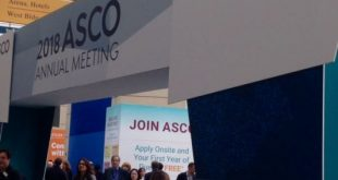 I miei mondiali all' American Society Congress of Oncology
