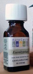 Tosse, bronchite e naso chiuso. Mai provato con l' Eucalipto?