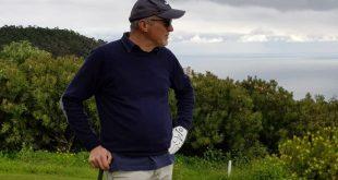 Federico Maria Rivalta e il suo giornalista investigatore, golfista per passione