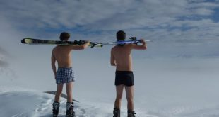 Atleti in inverno: ci sono vantaggi nel massaggiare i muscoli