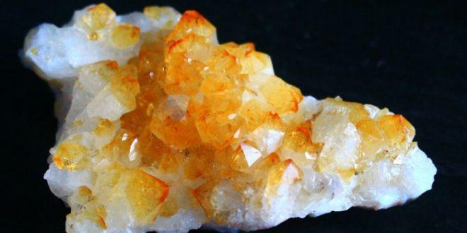 Quarzo citrino, potente come il sole d'estate: proprietà e usi