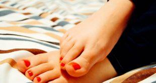 Piedi felici: si può eseguire la pedicure senza dolore