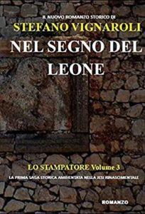 Stefano Vignaroli, un romanzo storico per raccontare l'Italia rinascimentale