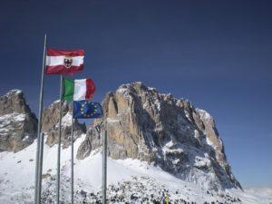 Vacanze made in Italy - In Val di Fassa, sulla terrazza delle Dolomiti