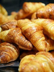 Alimenti 0 in condotta. Croissant industriale? Anche no!