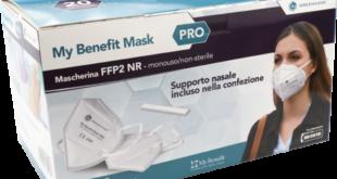 Mascherine FFP2/NR Greencare: le abbiamo provate per voi