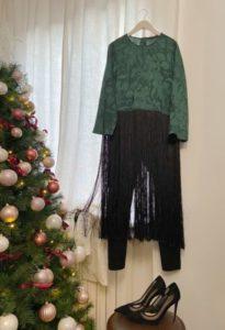 Outfit di Natale: come creare un look con quello che si ha nell'armadio