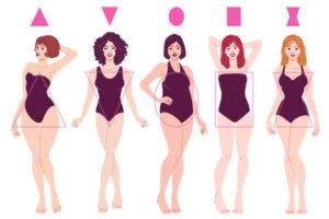 Body shape: come vestirsi in base alla forma del corpo