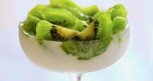 Yogurt e kiwi: lo snack nutriente, depurativo, semplice