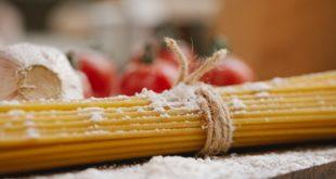 Pasta rucola e pomodorini, primo piatto quattro stagioni