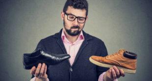 Scarpe uomo: elemento essenziale per definire il look maschile