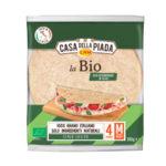 Casa della Piada CRM: il 100% Biologico incontra il grano 100% italiano