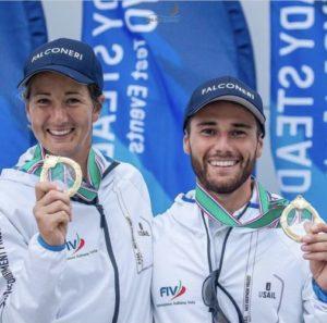 Nacra 17: il sogno olimpico di Ruggero Tita e Caterina Banti