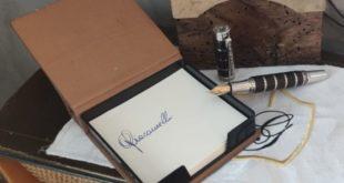 Penne artigianali: opere d'arte per scrivere, collezionare e regalare
