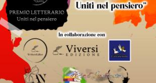 """Premio letterario """"Uniti nel pensiero"""" - casa editrice WritersEditor di Roma"""