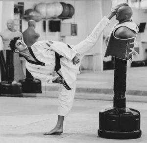 Taekwondo: Vito dell'Aquila è pronto a conquistare Tokyo