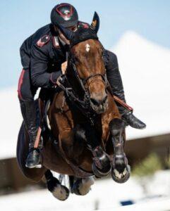 Equitazione: l'Italia alle Olimpiadi grazie a Emanuele Gaudiano