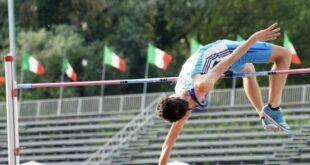Salto in alto: il campione Stefano Sottile alla conquista del pass olimpico