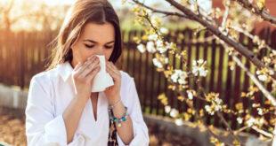Asma da pollini: attacchi d'asma durante i temporali, lo studio